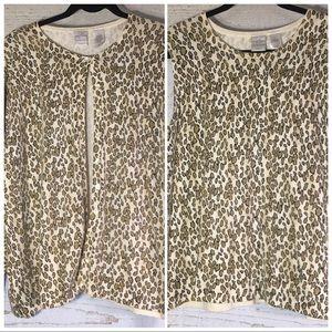 Emma James 2-pc Sweater & Tank Set